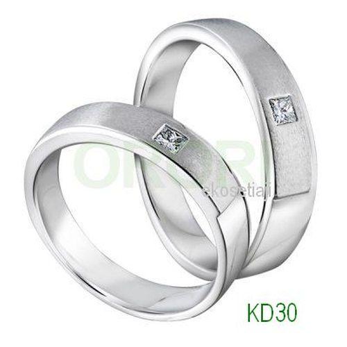 cincin couple pasangan cincin nikah kawin KD30